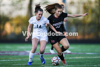 Girls Soccer: Stone Bridge vs Rock Ridge 4.22.2019