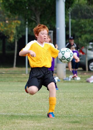 Gold Rush soccer