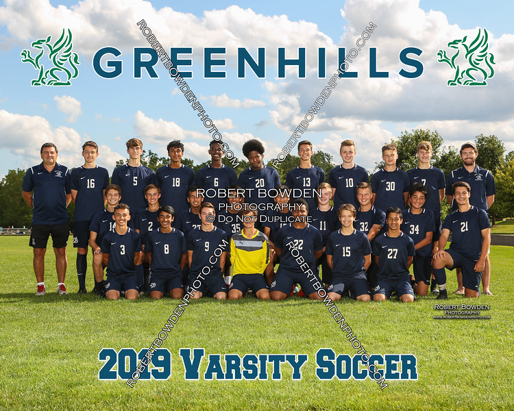 Greenhills Soccer 8x10 2019