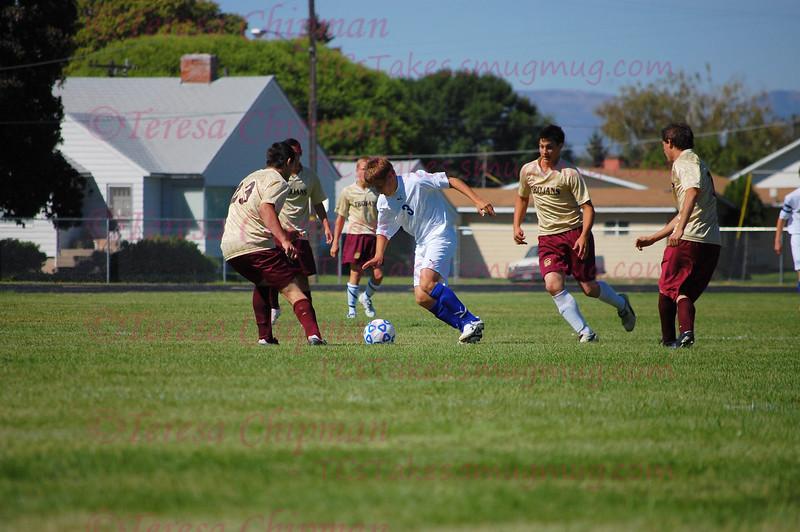 Boys Soccer 2007