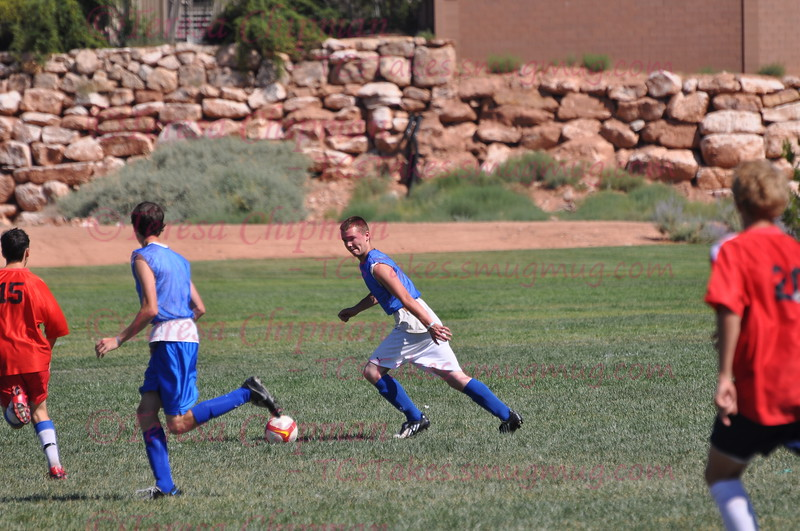 Boys Soccer 2010