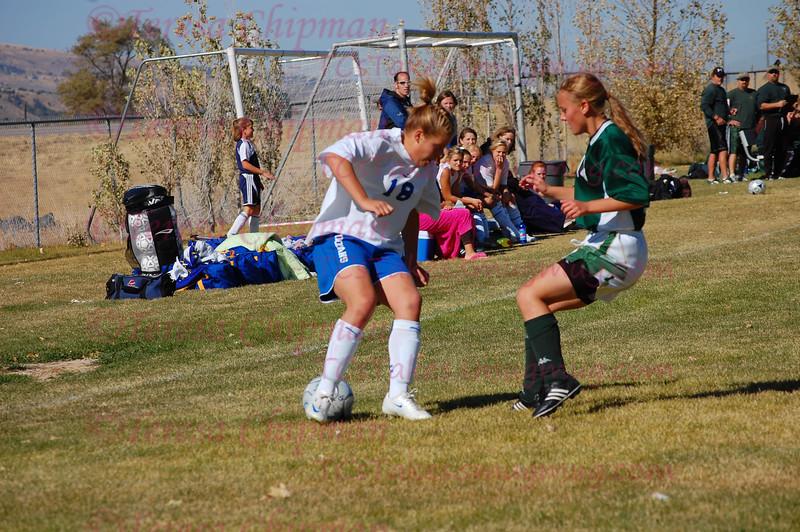 Girls Soccer 2008