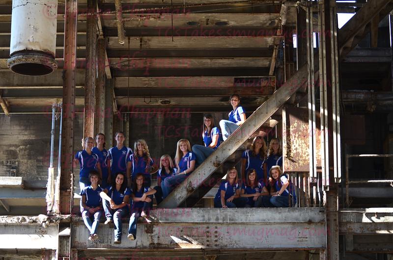 Girls Soccer 2011