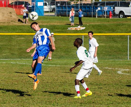 Boys High School Soccer