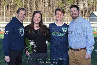 Senior Night Benore