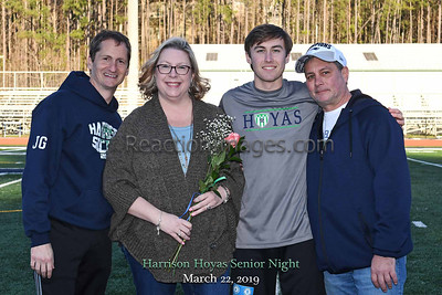 Senior Night Naldony