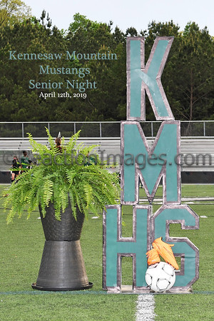 KMHS Senior Night
