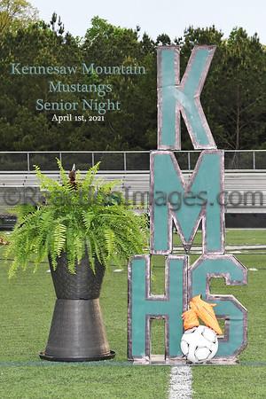 KMHS Senior Night2021