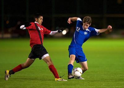 Hillsborough Soccer Nov 4th 2011