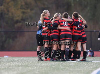 Hilton Cadets v. Webster Schroeder Warriors (Girls) Sectionals 10