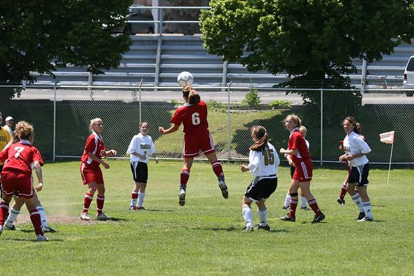 Horlick Soccer: Pershing Park June 3 2006