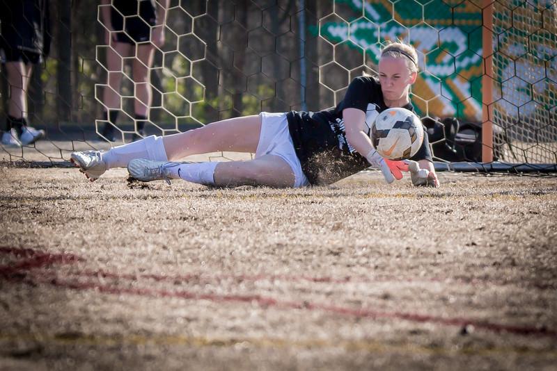 Hough Varsity Women's Soccer vs Independence-52