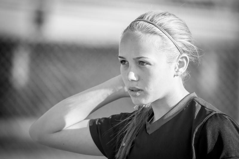 Hough Varsity Women's Soccer vs Independence-68