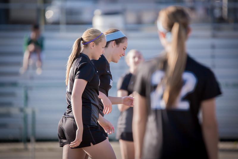 Hough Varsity Women's Soccer vs Independence-81