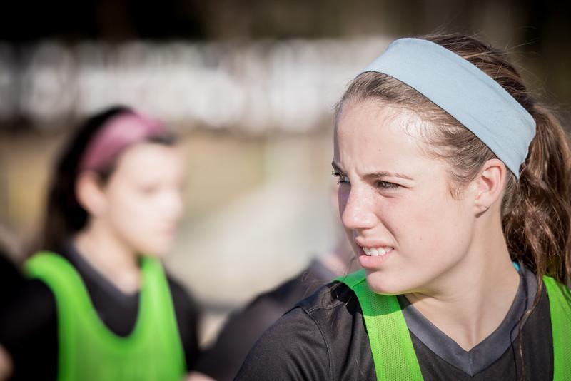 Hough Varsity Women's Soccer vs Independence-57