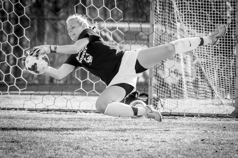 Hough Varsity Women's Soccer vs Independence-54