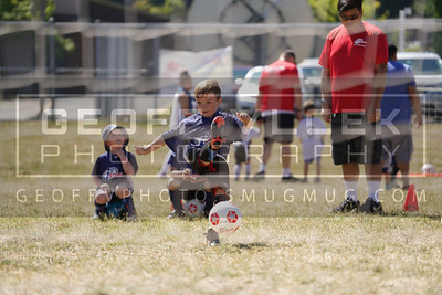 7/24/16- Soccer 3-4 Yr Olds - Dragons vs Cheetahs