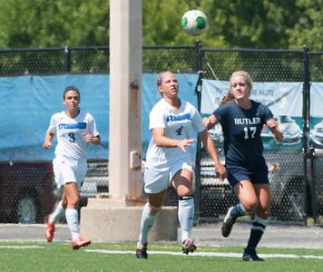 ISU vs. Butler soccer