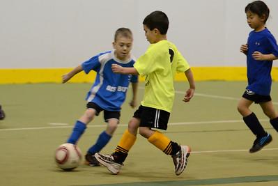 Indoor Soccer 12/18/2010