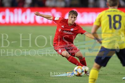 SOC 2019: Bayern Munchen and Arsenal JUL 17
