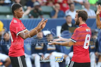SOC 2017: Manchester United vs LA Galaxy JUL 15