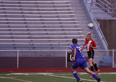 JV Men's Soccer