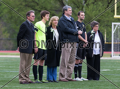 Jefferson @ Langley Boys Varsity Soccer (27 Apr 2015)