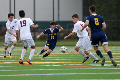 Jericho vs Garden City Boys Soccer | News 12 Varsity | Copyright: Chris Bergmann Photography