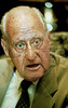 FIFA's president, the Brazilian Joao Havelange, talk with journalists during an interview, Rio de Janeiro, Brazil, August 7, 1997. (Austral Foto/Renzo Gostoli)