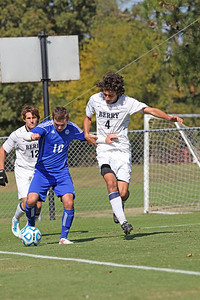 Justin Smith Soccer at Berry College