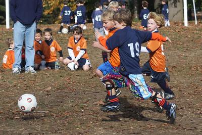 K Soccer Tornadoes vs Twisters