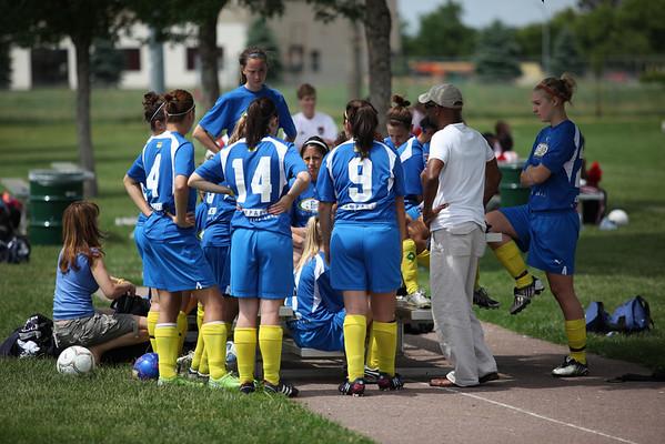 U17 Girls C1 - 2009