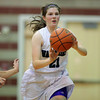 130131 Girls Basketball Edmonds-Woodway High School Warriors Junior Varsity versus Cascade High School Bruins Snapshots