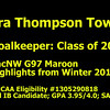 Soccer Highlight Video for Goalkeeper Kiera Towell from Winter 2013-14 with PacNW SC G97 Maroon in RCL, FWRL, Surf College Cup, and Las Vegas Players Showcase matches.