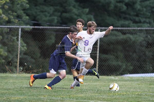 Kirtland v Berkshire Boys Soccer 2013