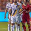 Los Angeles Salt Lake Soccer