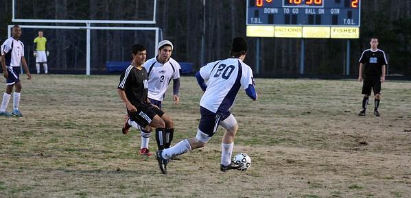 LC Bird Varsity Soccer '11