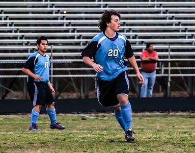 LC Bird Varsity Soccer '12