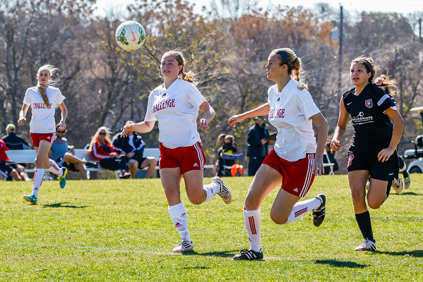 Lonestars 97G Red South vs Challenge 97G - Sun, Feb 8, 2015