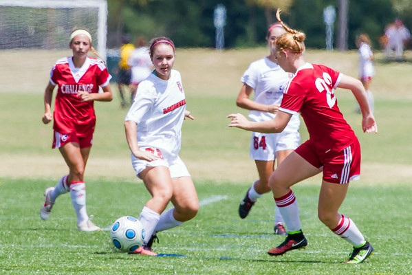 Lonestars 97G Red South vs Challenge 97G - Sunday, Aug 24, 2014