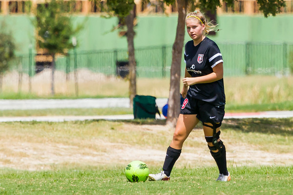 Lonestars 97G Red South vs Eclipse 97G Black - Sat, Aug 23, 2014