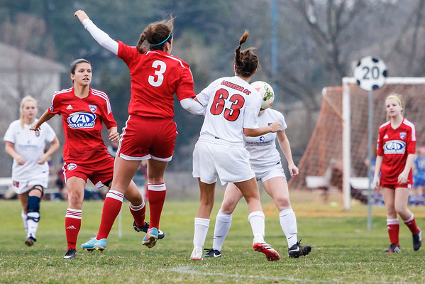 Lonestars 97G Red South vs FC Dallas ETX 97G - Sun, Feb 8, 2015