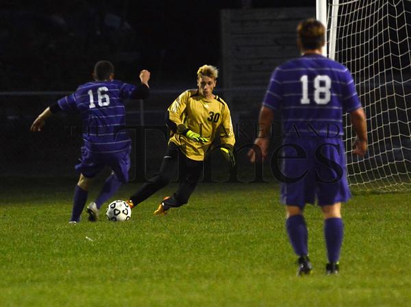 10-5-15 Lakeland Soccer vs. Ashland