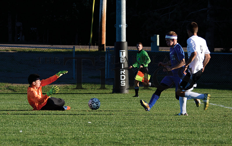 9-29-15 Lakeland Soccer vs. Three Lakes