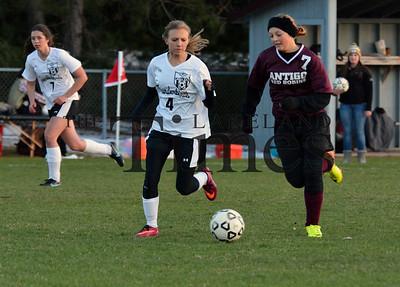 4/23/15 Lakeland Soccer vs. Antigo