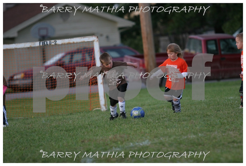 Lawson Youth Soccer Brown vs Orange 044