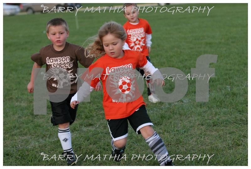 Lawson Youth Soccer Brown vs Orange 031
