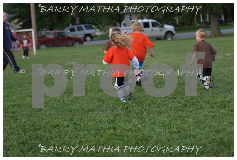 Lawson Youth Soccer Brown vs Orange 032