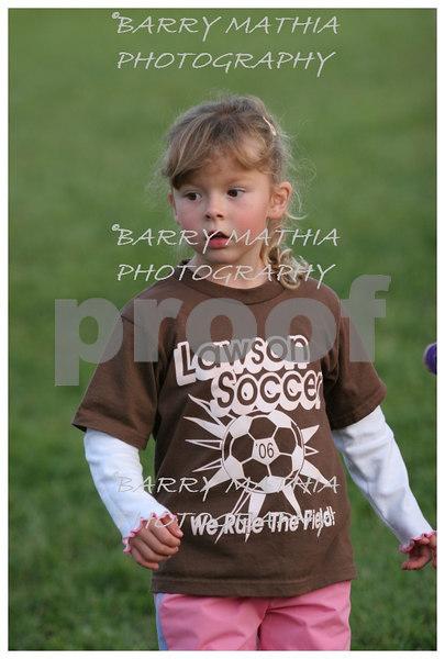 Lawson Youth Soccer Brown vs Orange 003