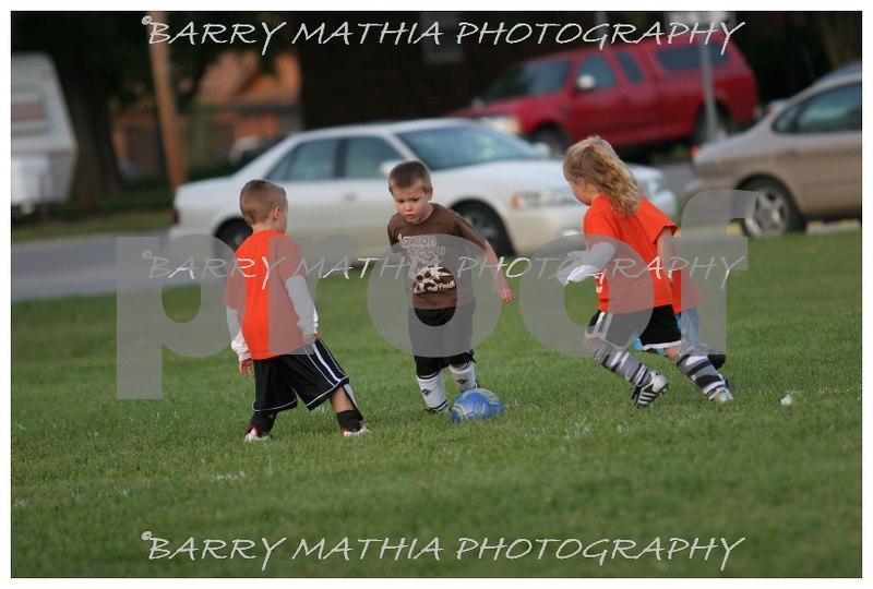 Lawson Youth Soccer Brown vs Orange 036